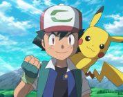 Pokémon let's go ash
