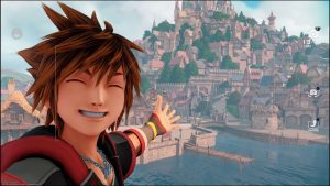 kingdom hearts iii demo