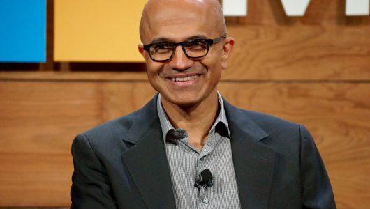 Microsoft netflix satya nadella