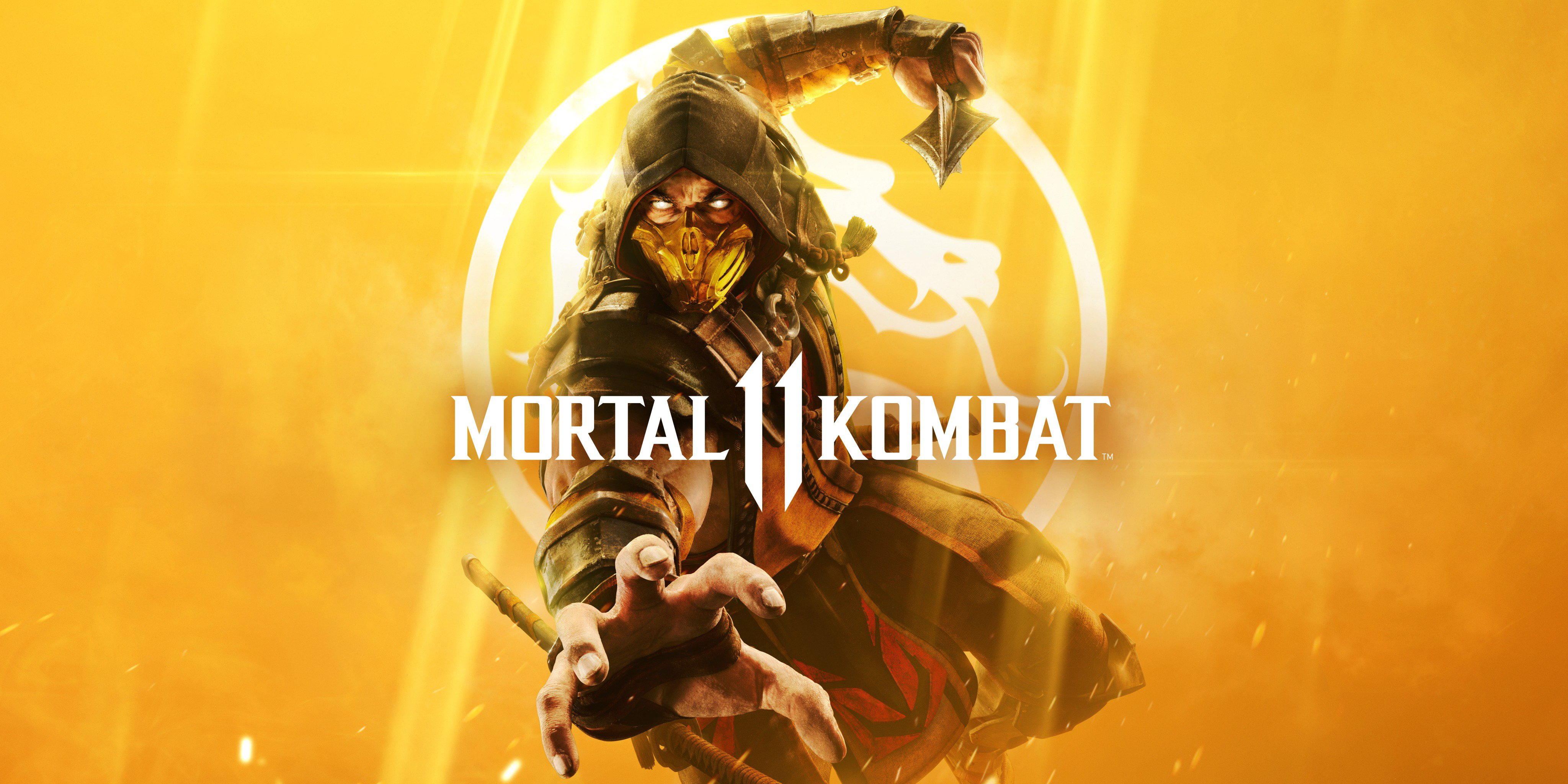 Mortal Kombat 11 copertina