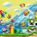 New Super Mario Bros U Deluxe Recensione Switch apertura