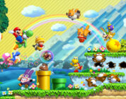 New Super Mario Bros U Deluxe Recensione Switch apertura