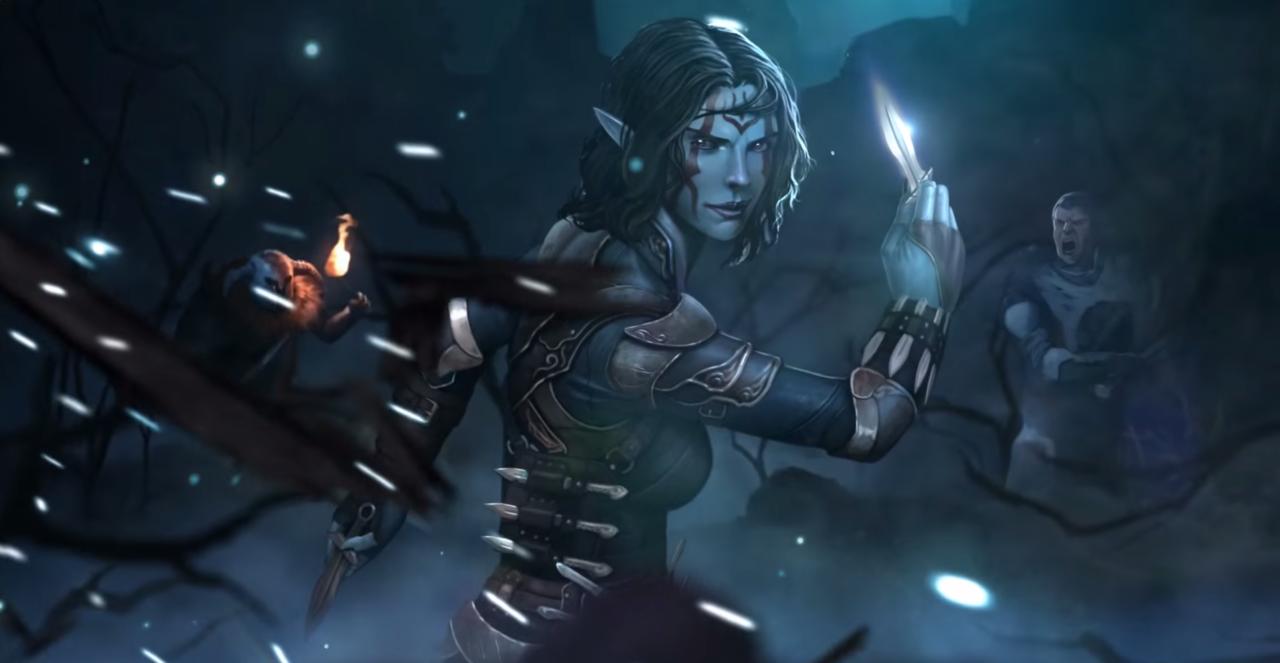 the elder scrolls legends contenuti