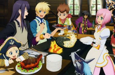 Tales of Vesperia Definitive Edition Recensione PC PS4 Xbox One Switch apertura