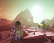 Astroneer Recensione PC Xbox One apertura