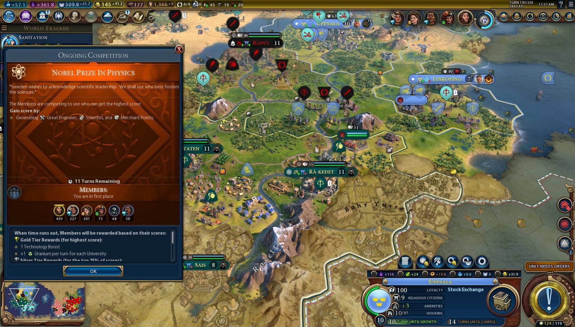 Civilization VI Gathering Storm Recensione PC | The Games