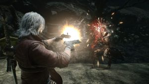 Devil May Cry 5 spot