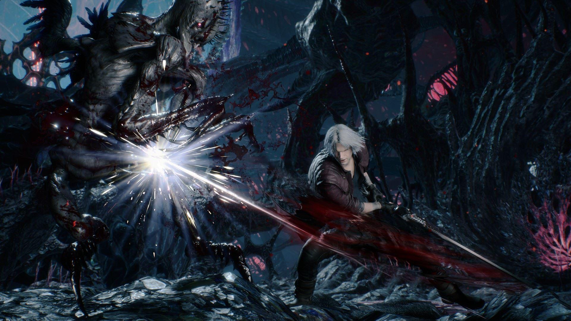 Devil May Cry 5 censurato ps4