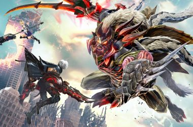 God Eater 3 Recensione PC PS4 Xbox One apertura