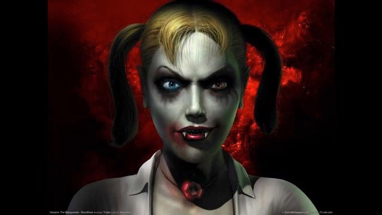 vampire the masquerade paradox