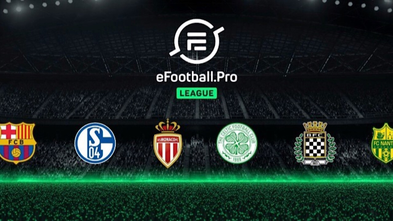 pes 2019 efootball.pro league