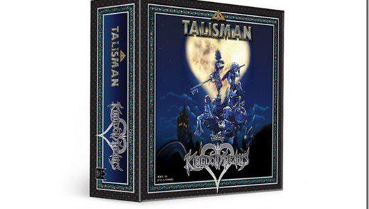 talisman kingdom hearts