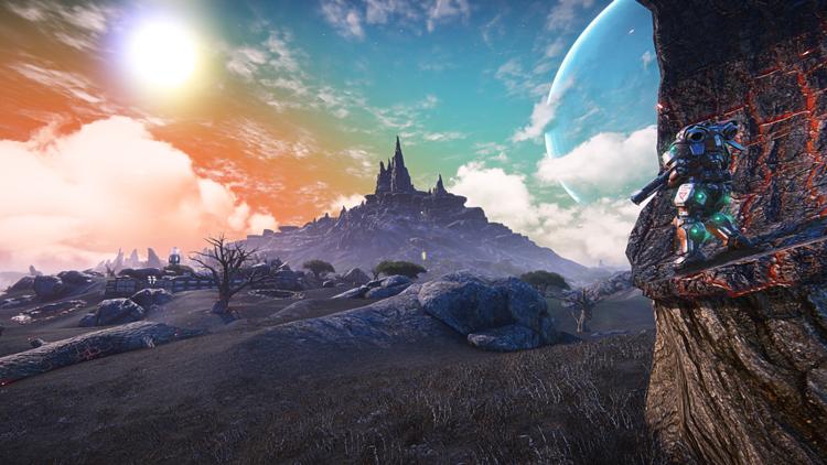 Planetside arena ps4
