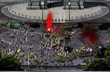 RIOT Civil Unrest Recensione PC PS4 Xbox One Switch apertura