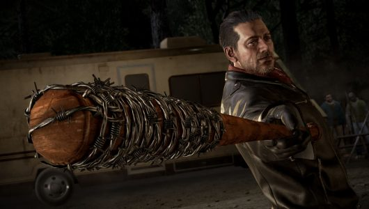 Tekken 7 Negan Julia