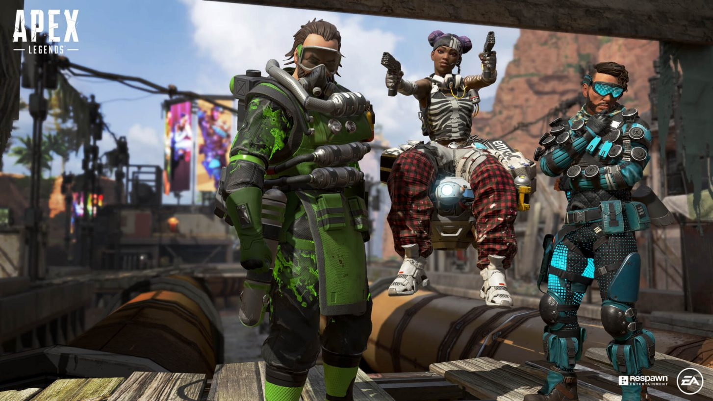 Apex Legends da record nelle prime 72 ore