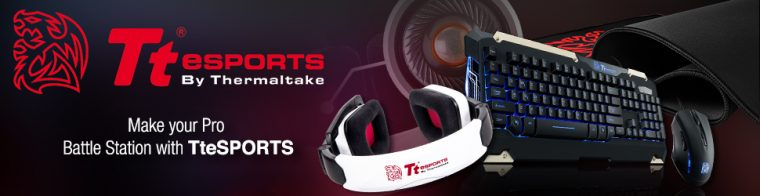 Super Bundle by TTeSPORTS