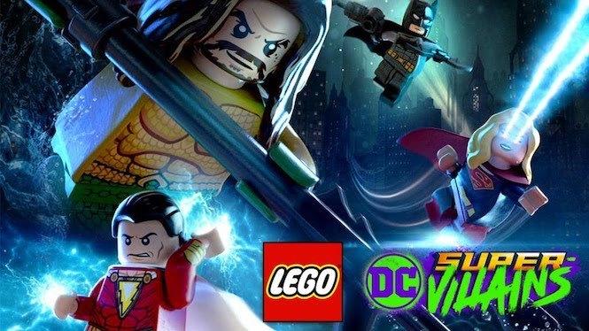 lego dc super-villains dc movie
