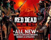 red dead online beta aggiornamento