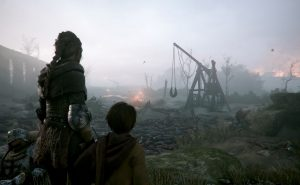 A Plague Tale Innocence Anteprima Provato PC PS4 Xbox One apertura