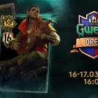 gwent masters open marzo