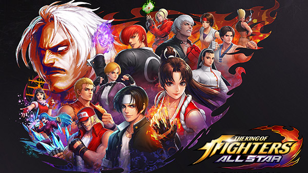 the king of fighters all-stars occidente