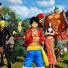 One Piece World Seeker trailer lancio