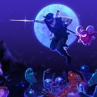 The Messenger epic games store
