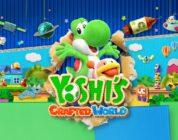 Yoshi's Crafted World Recensione Switch apertura