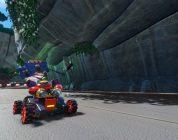 team sonic racing personalizzazione