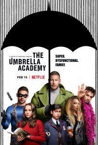 the umbrella academy recensione