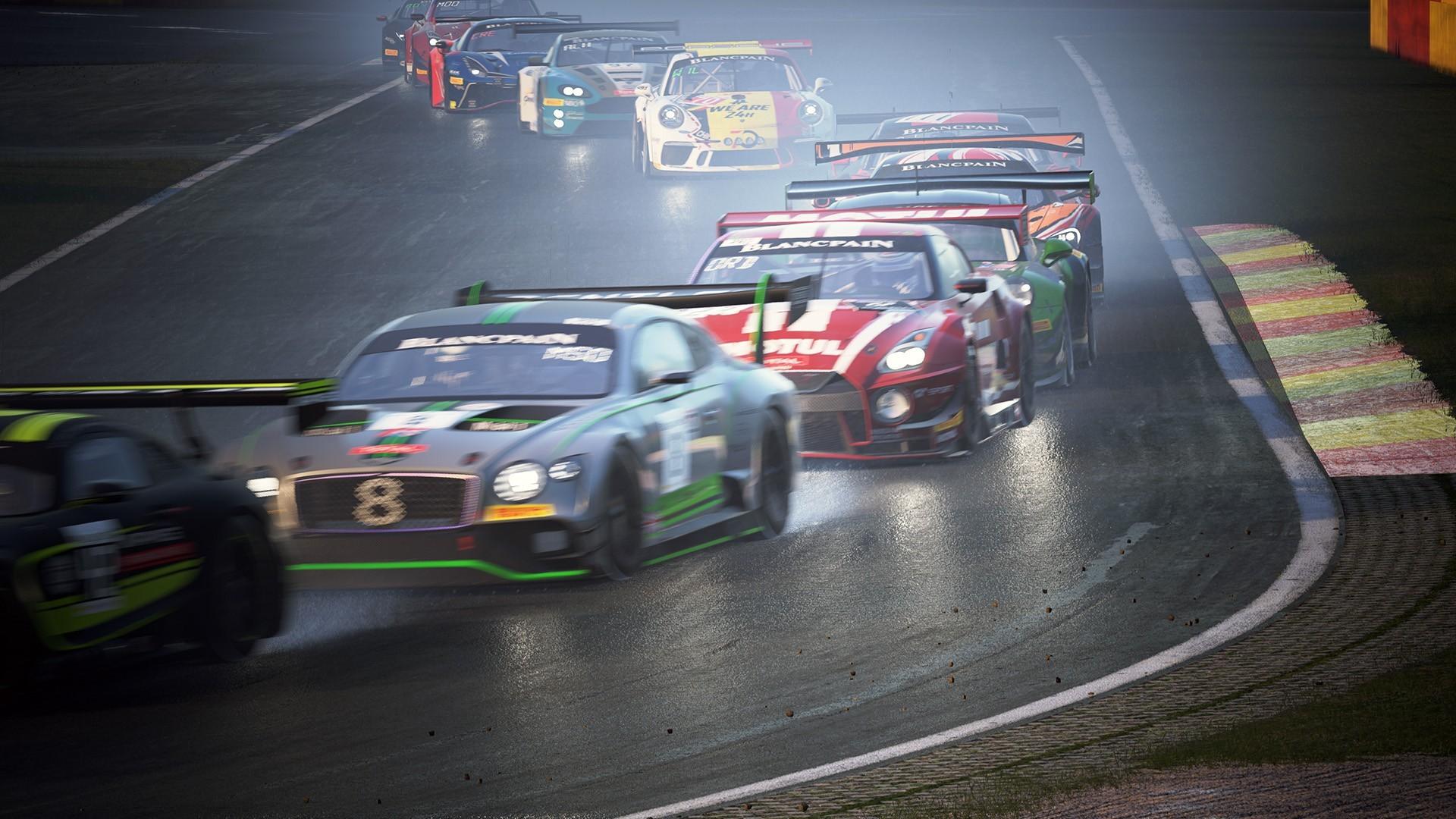 Assetto Corsa Competizione console