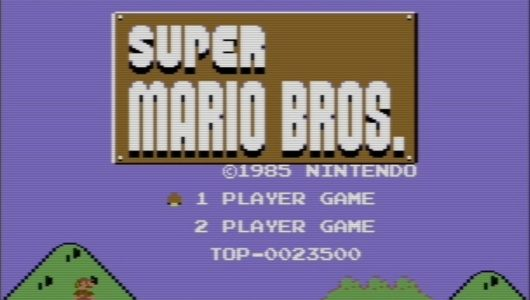 Super Mario Bros Editoriale 1
