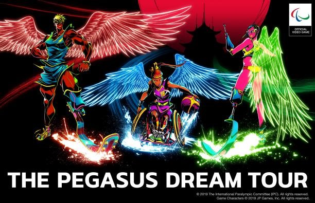 The Pegasus Dream tour Hajime Tabata