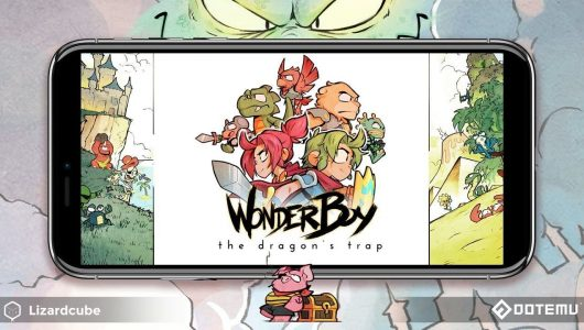 wonder boy the dragon's trap android