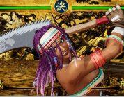 samurai shodown darli dagger