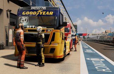 truck racing championship gameplay