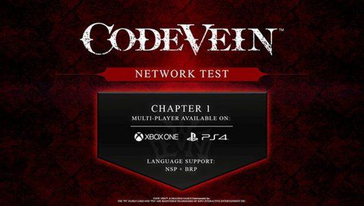 code vein network test