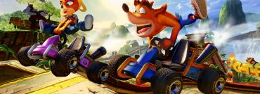 Crash Team Racing Nitro-Fueled anteprima provato PS4 Xbox One Switch 06