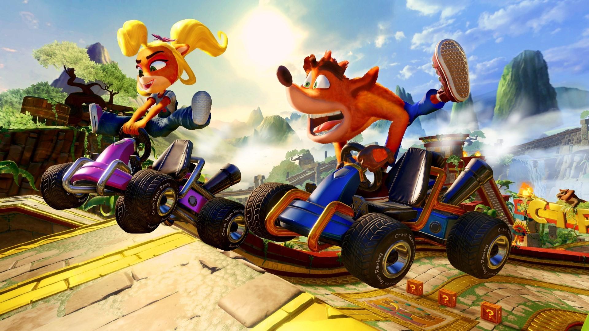 Crash Team Racing Nitro-Fueled classifica