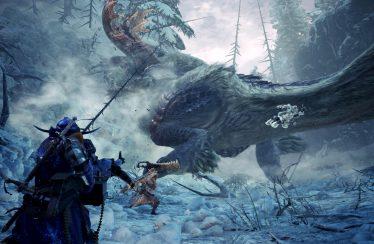 Monster Hunter World Iceborne uscita