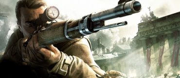 Sniper Elite V2 Remastered Recension PS4 PC Xbox One Switch apertura