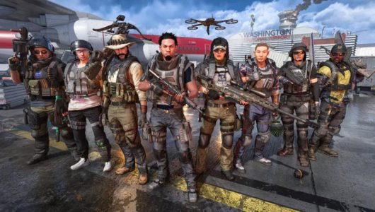 the division 2 weekend