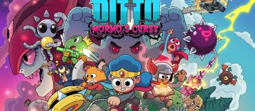 The Swords of Ditto Mormo's Curse Recensione PS4 PC Switch apertura