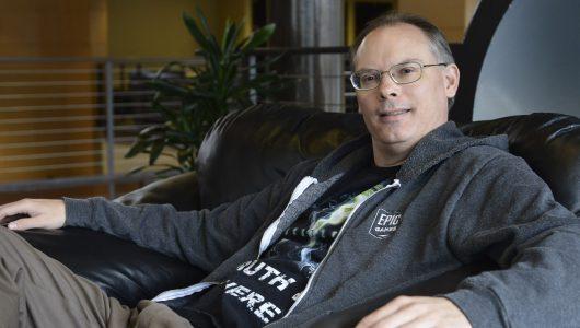Tim sweeney editoriale