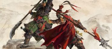 total war three kingdoms trailer lancio
