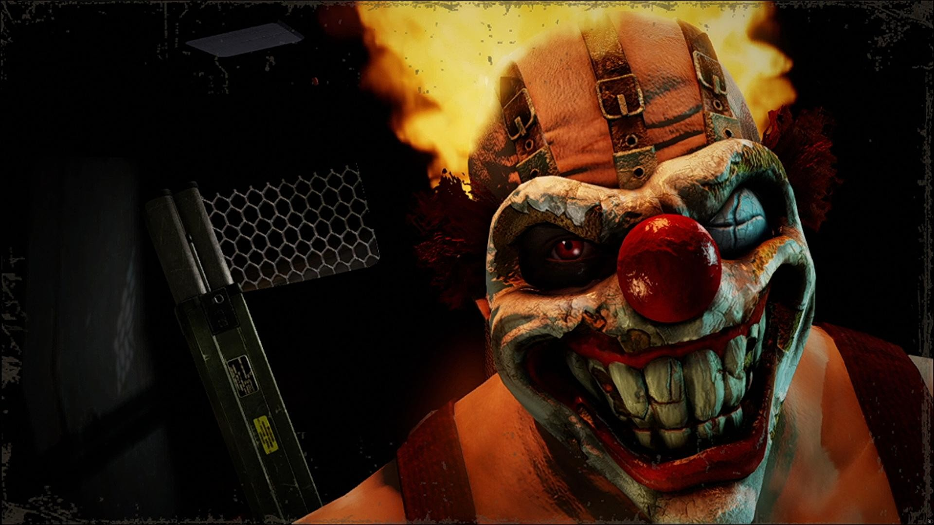 Twisted Metal serie tv