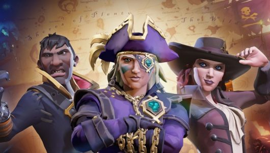 sea of thieves gioco da tavolo