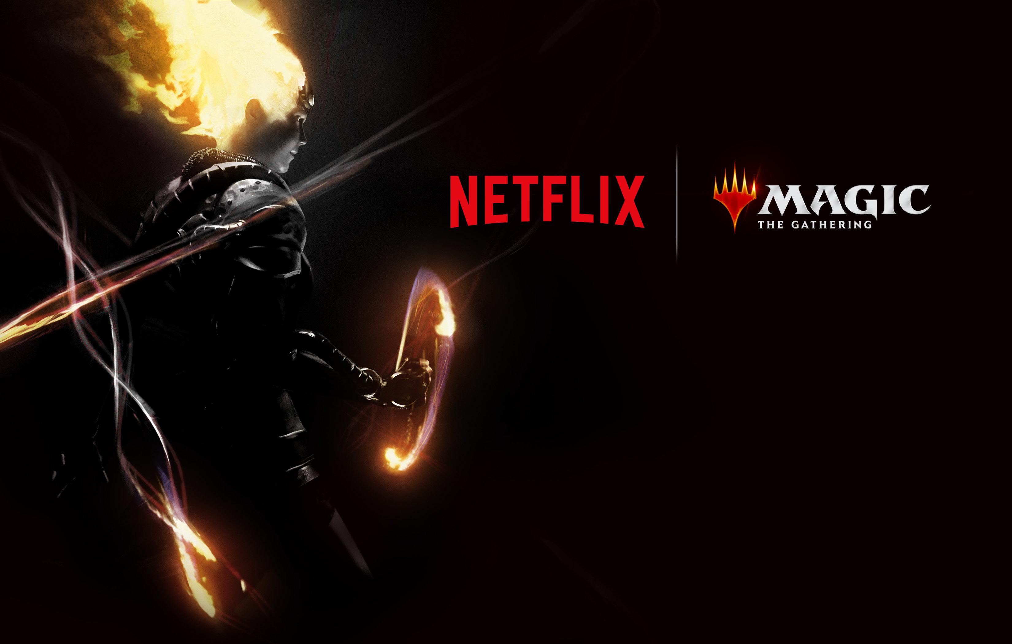 Netflix magic