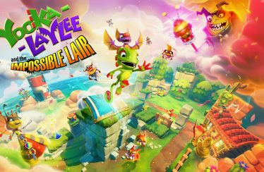 Yooka-Laylee and the Impossible Lair alterazioni livelli